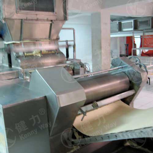 非油炸方便面生產線(KWDN型)