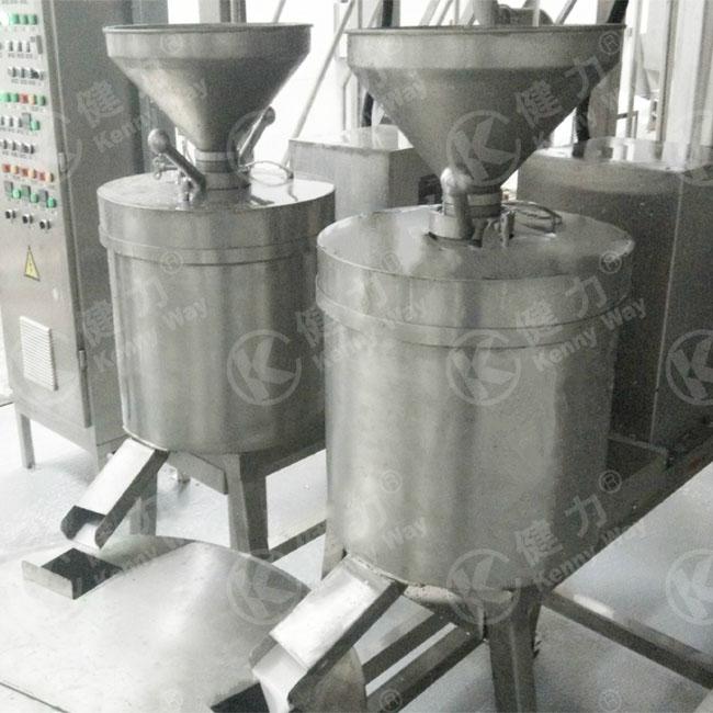 大型不銹鋼磨漿機