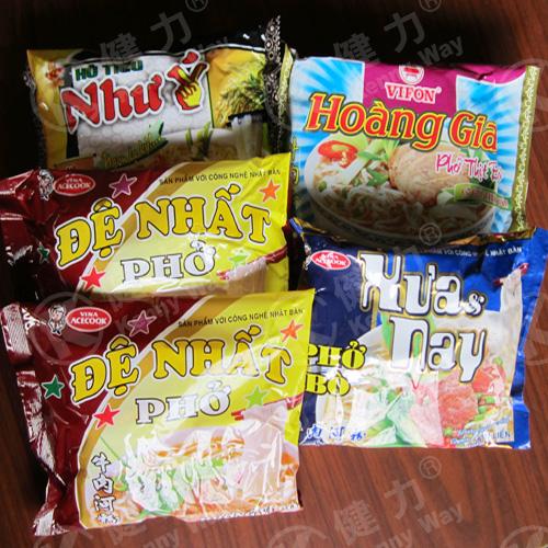 KR1 Instant Flat Rice Noodle (Kwui Tiew) Production Line