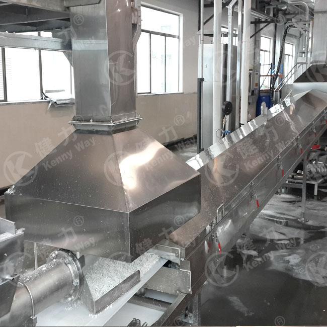 KR3 Rice Wave Noodle Production Line