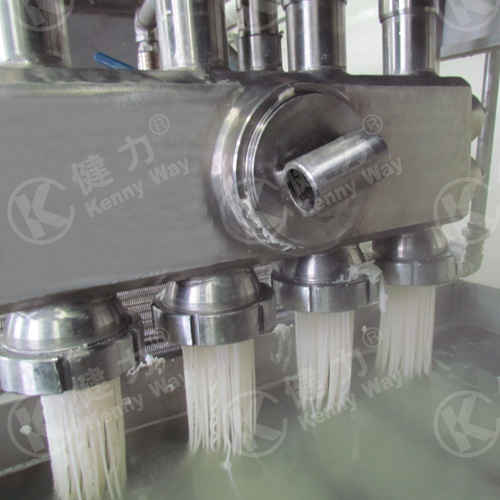 KR7 Fresh Rice Noodle Production Line