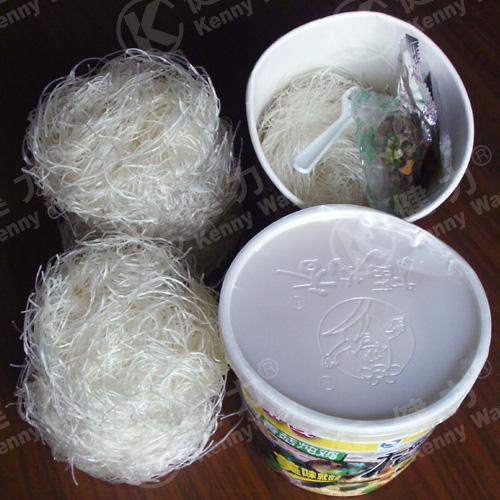 KS1, KS1A Instant Sweet Potato noodle production line