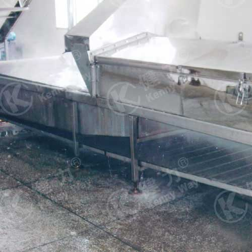 Boiling steamer