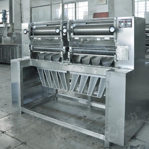 高溫半膨化方便面生產線(KW2型)