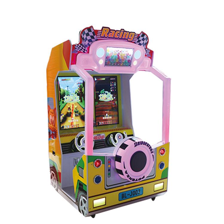 夺宝飞车-双人儿童赛车游戏机