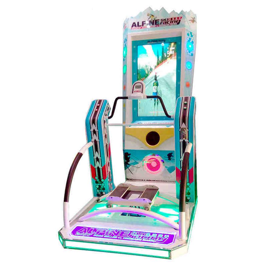 滑雪高手体感游戏机