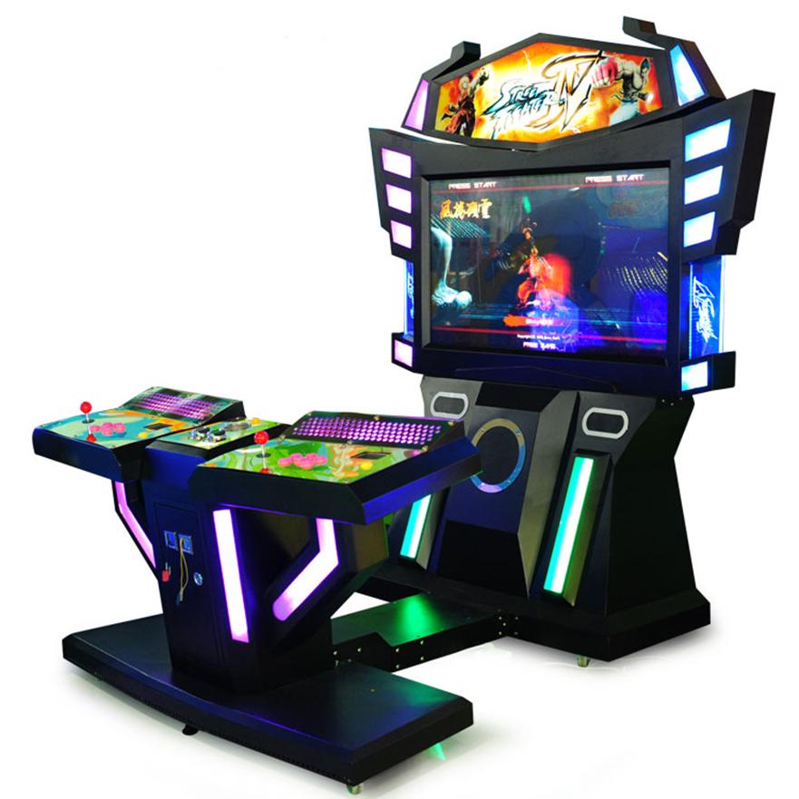 3D街霸格斗机