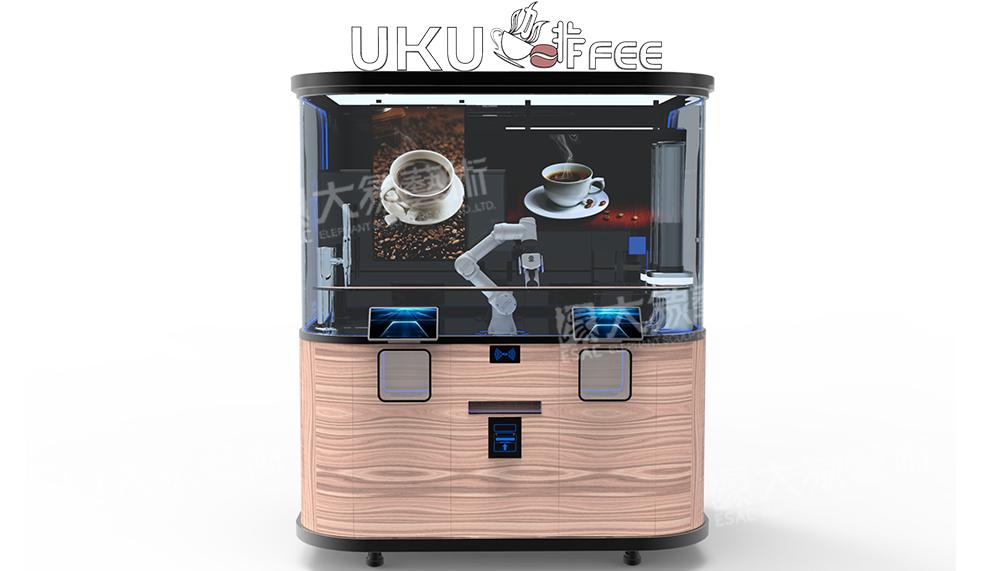 AI 智能咖啡机器人