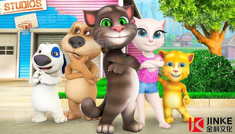 汤姆猫亲子乐园(佛山店)