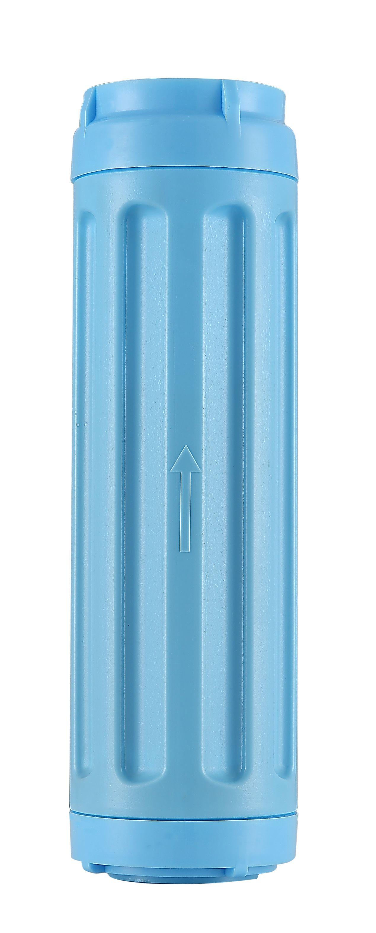艾龍牌10寸顆粒活性炭濾芯。