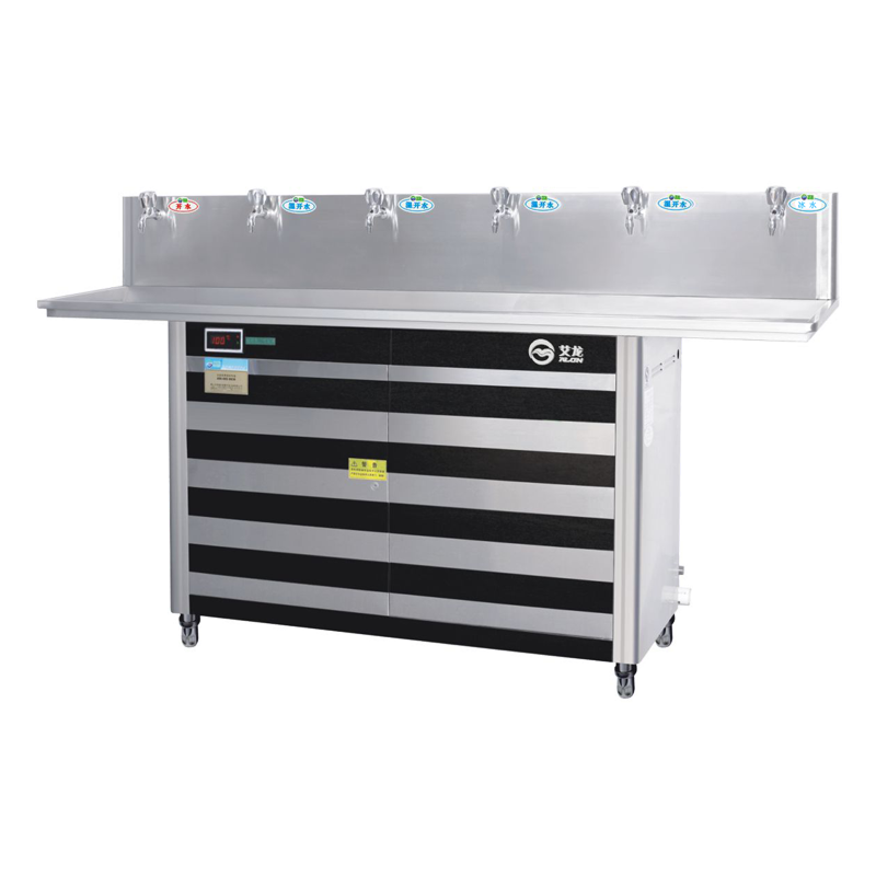 艾龍冰熱型商務飲水機JN-6B
