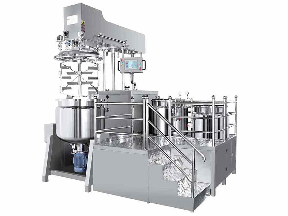 FME Split Type Vacuum Emnlsifying Machine