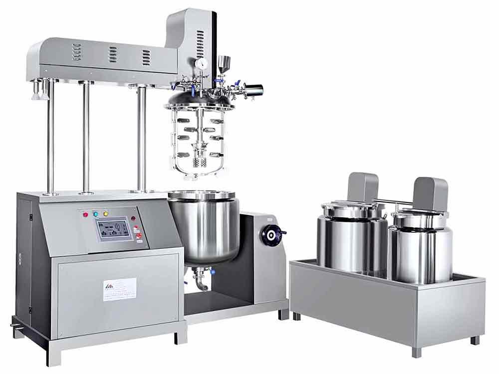 FMB Vacuum Emulisifying Machine