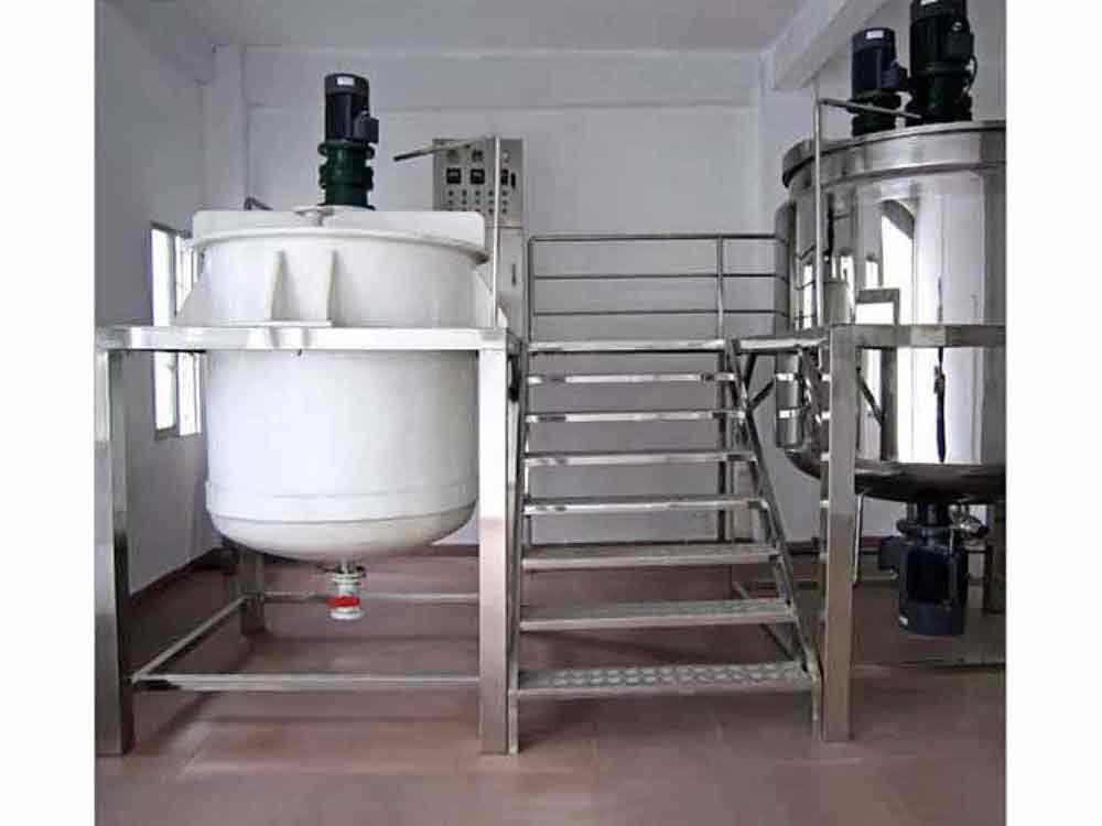 FMC-P Polypropylene Anti Corrosive Mixer