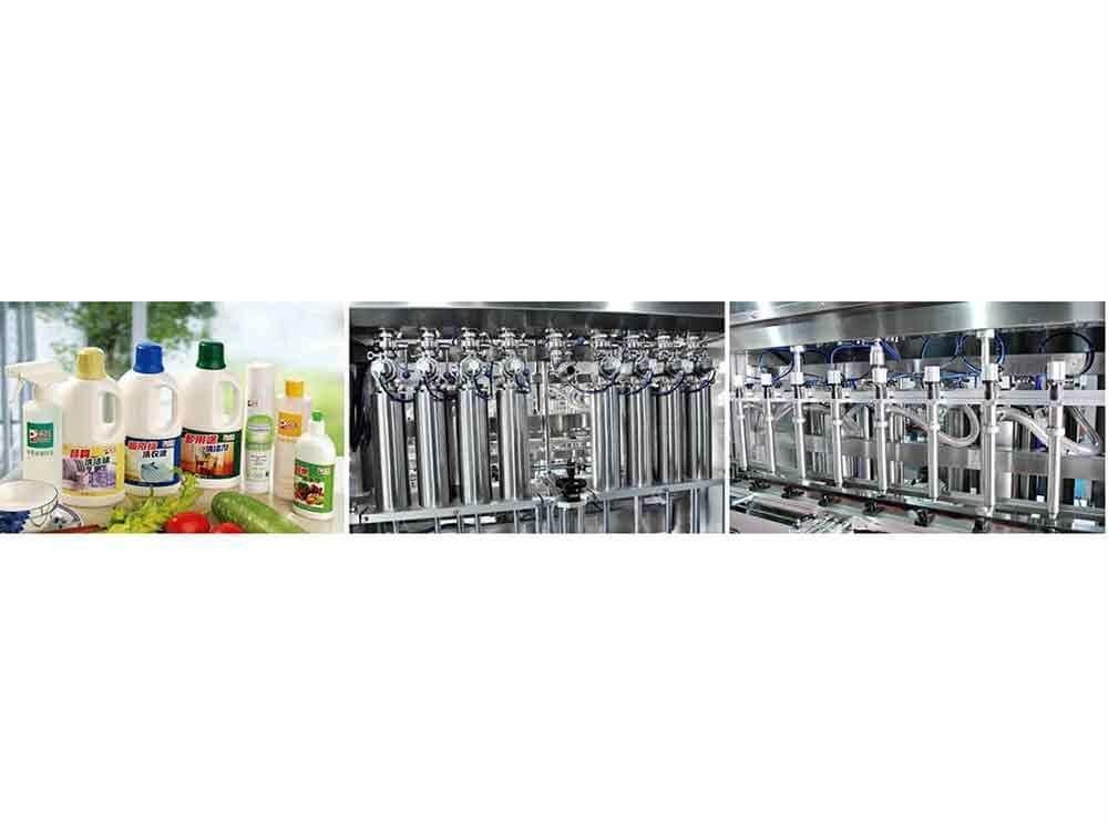FGJ-Y Automatic Liquid Filling Machine