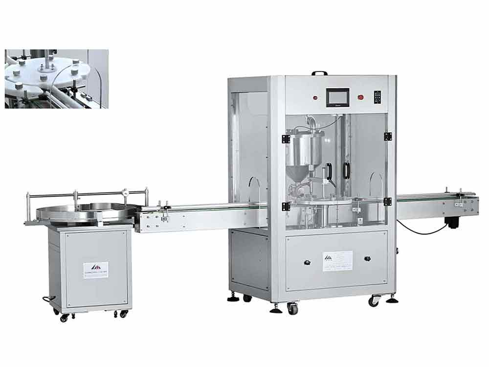 FGJ-Z Rotating Disc Filling Machine