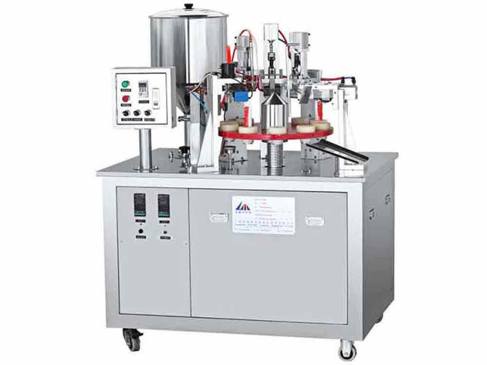 FGF-B Semi-Auto Filling And Sealing Machine