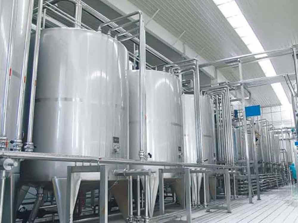 FCG Storage Tank