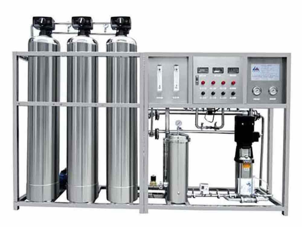 FRO Ro Purifying Water Equipment