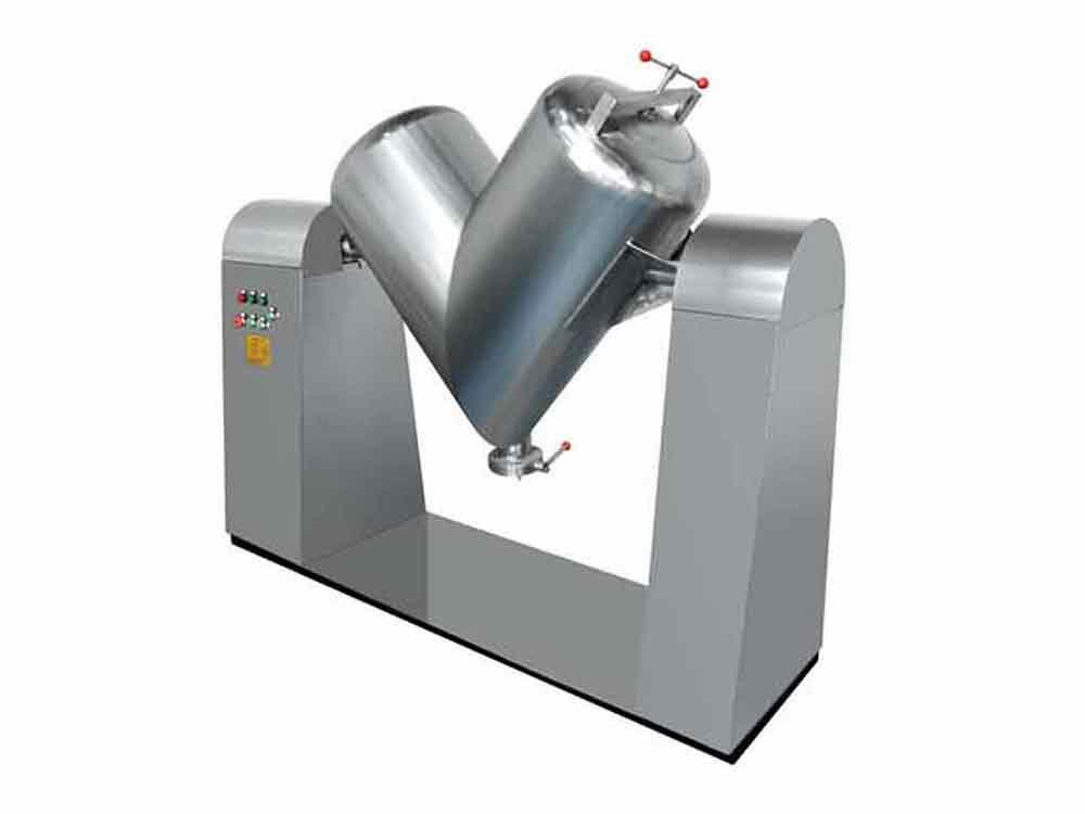 FJM Mixing Machine