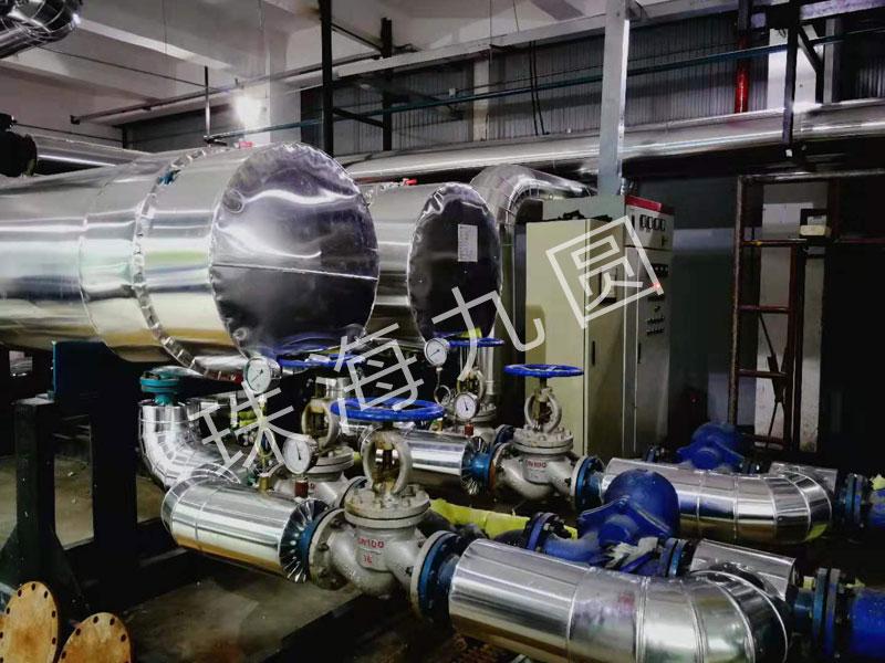汽车生产线涂装车间换热机组