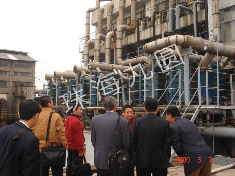 低压饱和蒸汽冷凝回收装置