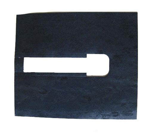 Asphalt damping plate 002