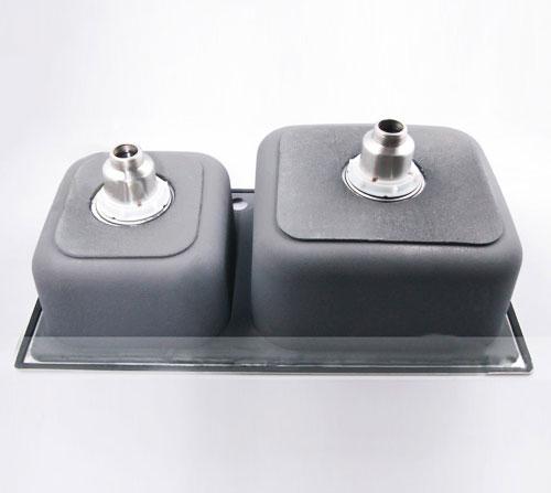 Asphalt damping plate 006