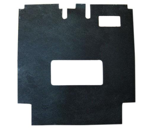 Asphalt damping plate 004