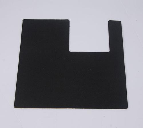 Asphalt damping plate 008