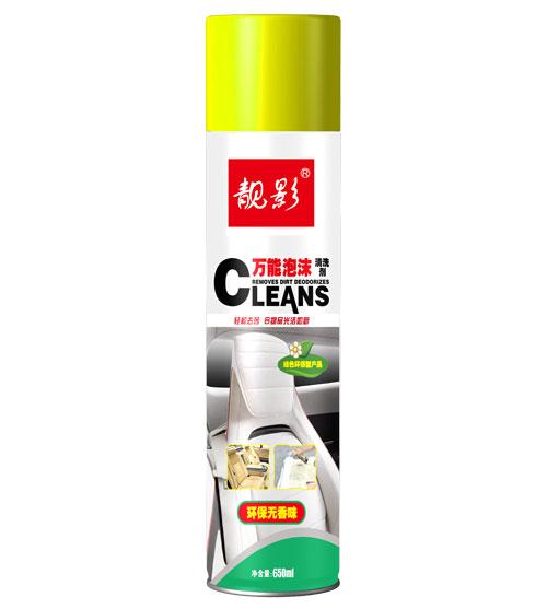 万能泡沫清洗剂(不带刷无香味)LQ-010