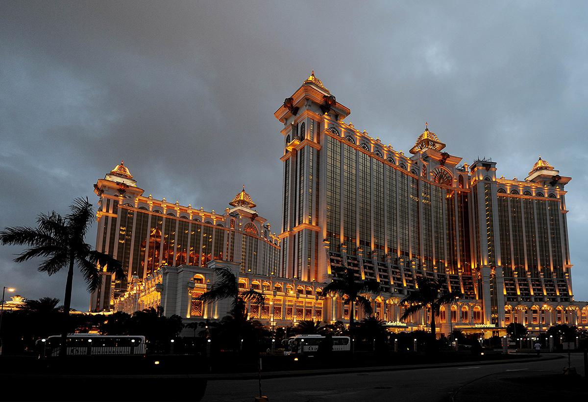 Macau galaxy hotel