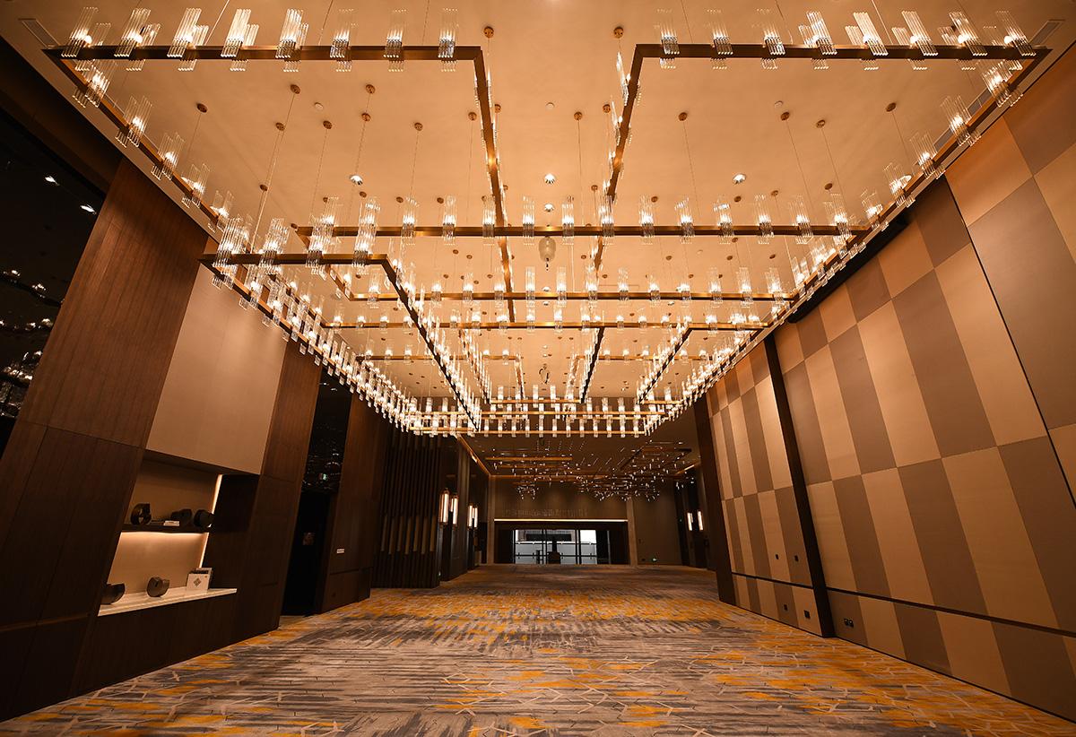 天津于家堡洲际酒店