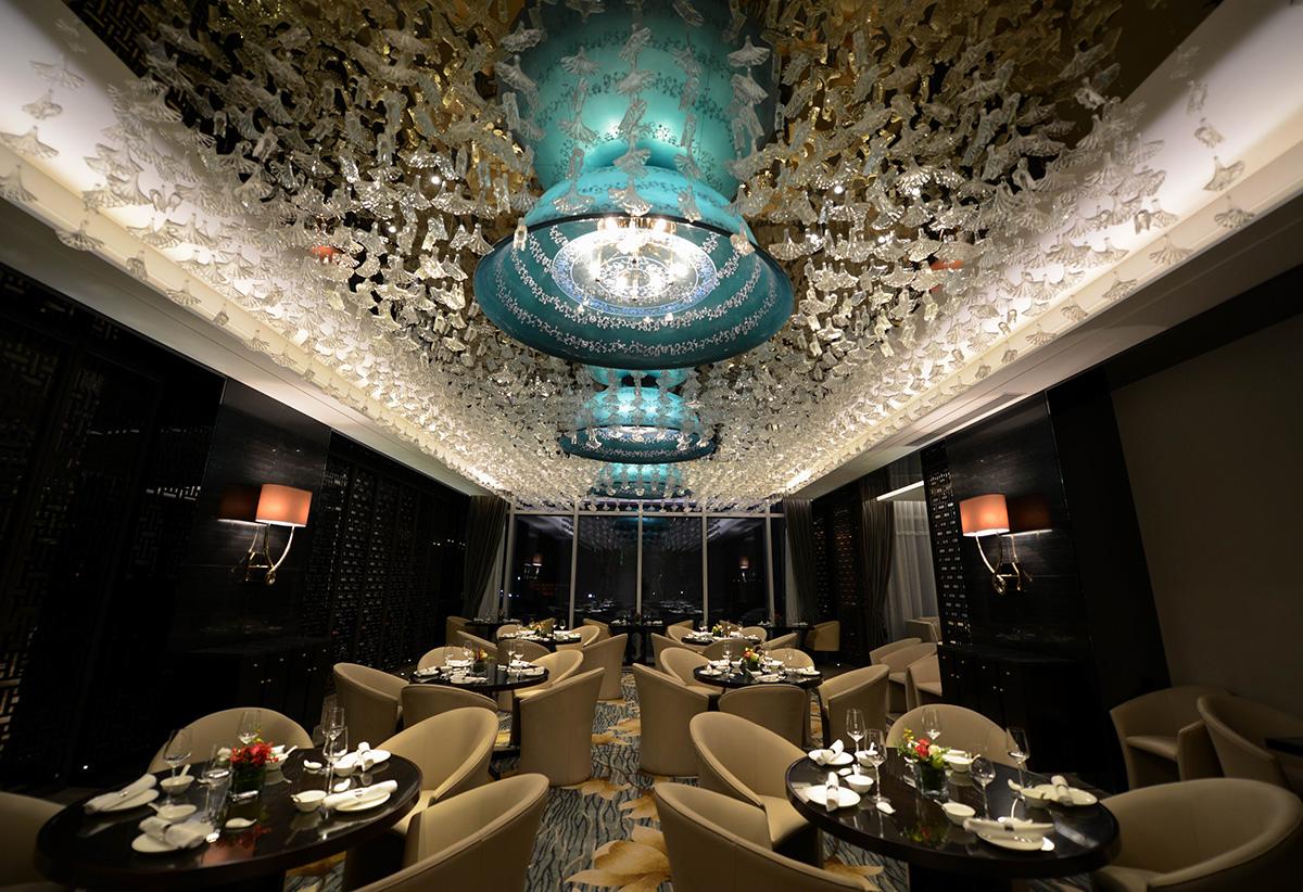 Yixing - kempinski hotel