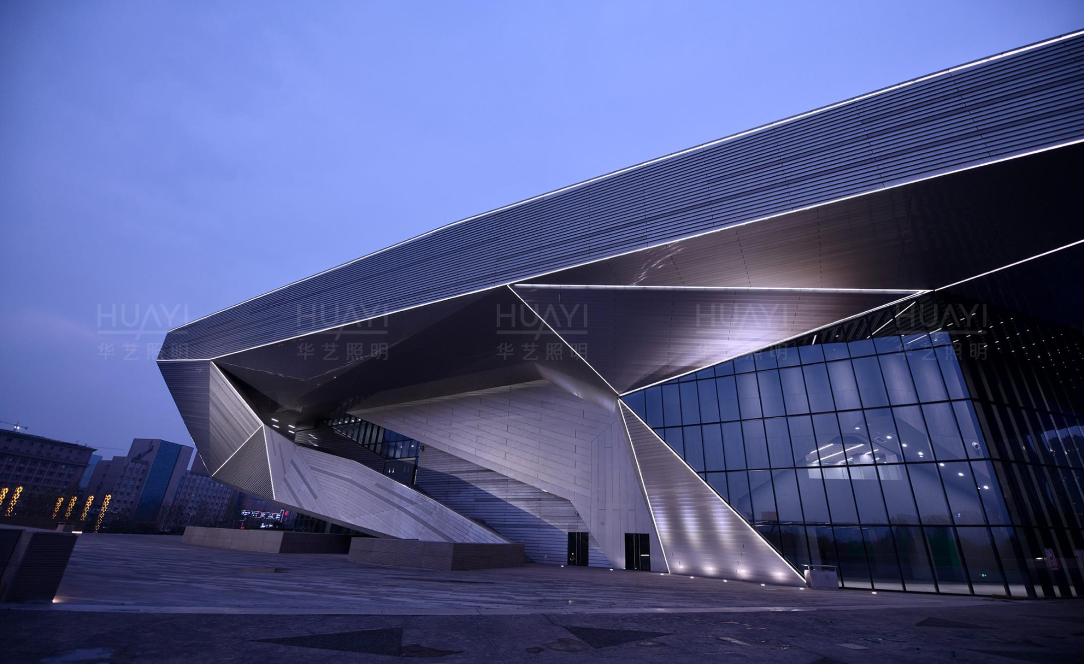 山西太原滨河体育中心