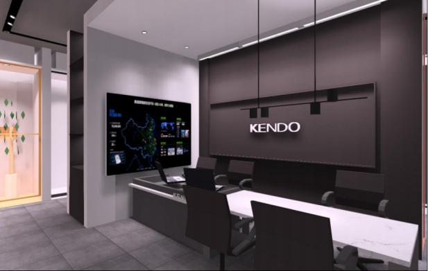 """华艺照明商业连锁案例:在KENDO精度成都高定展厅""""照""""见生活,""""浴""""见未来!"""