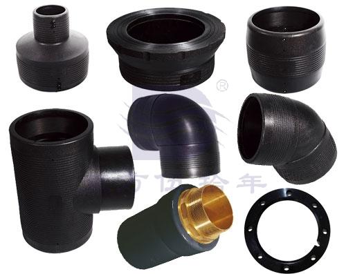 Polyethylene electric melt pipe fittings-Polyethylene electric melt pipe fittings