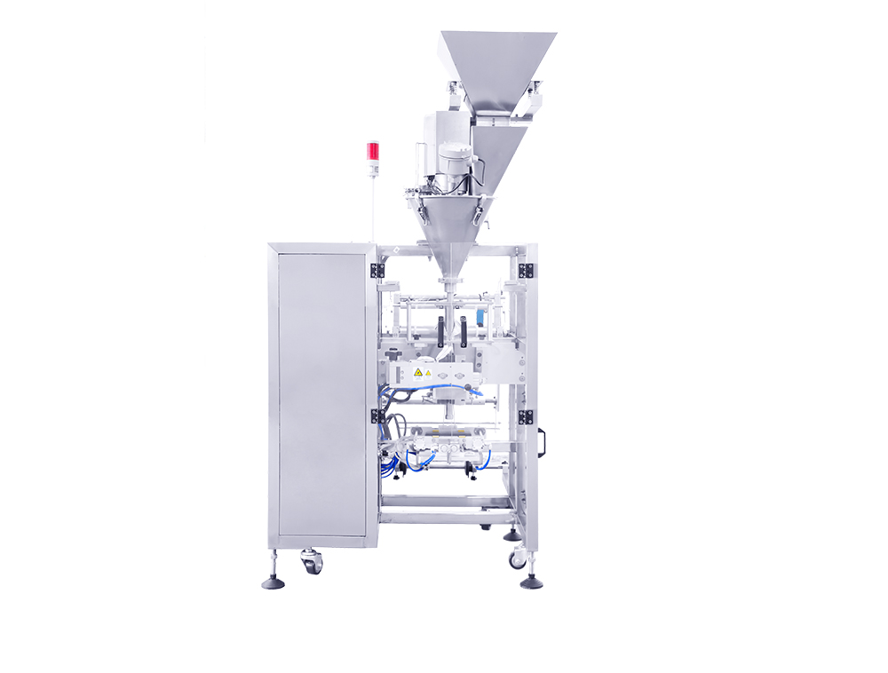 Square powder packaging machine 905AD type