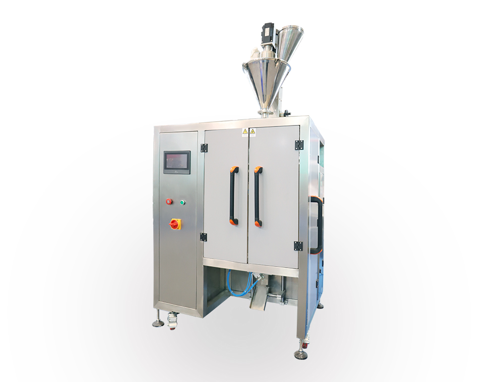 Strip powder packaging machine 905BD type