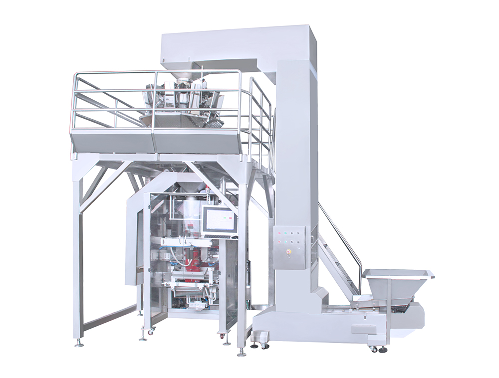 Chinese medicine decoction piece full intelligent large packaging machine type 929