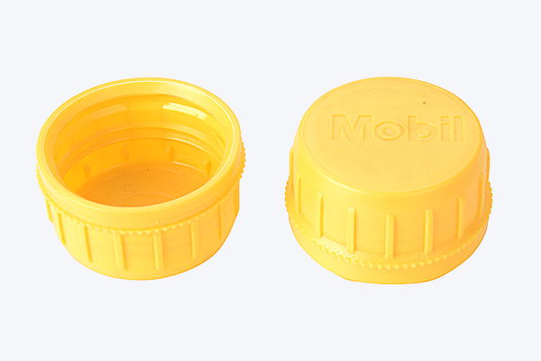 Caps for automobile engine oil bottles