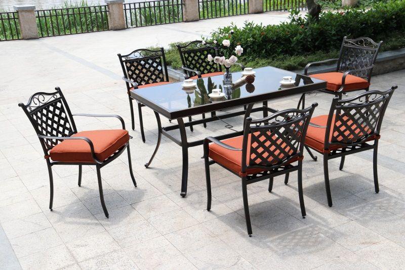 餐桌椅1+6