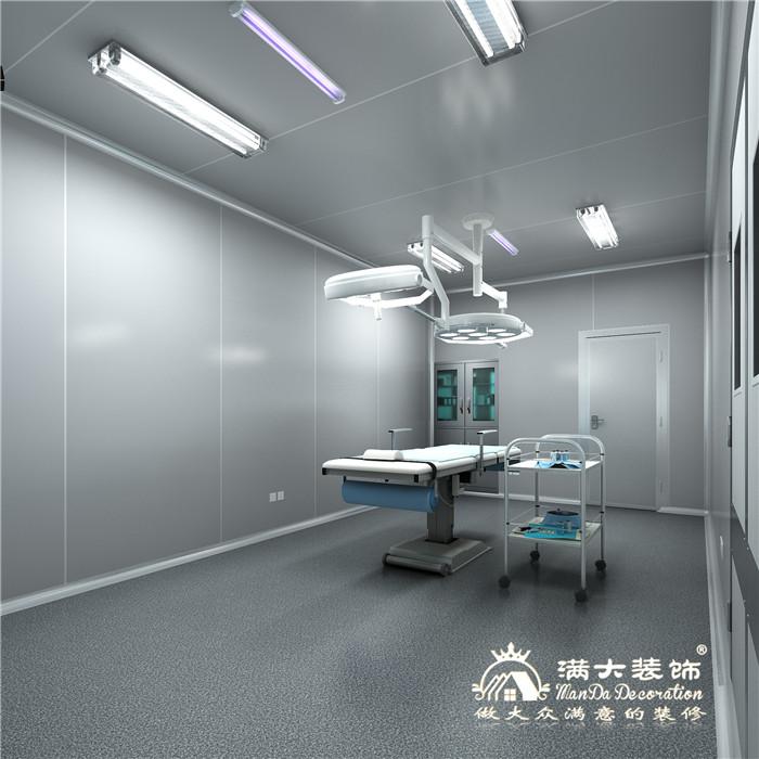中山市中糖医院手术室装修设计