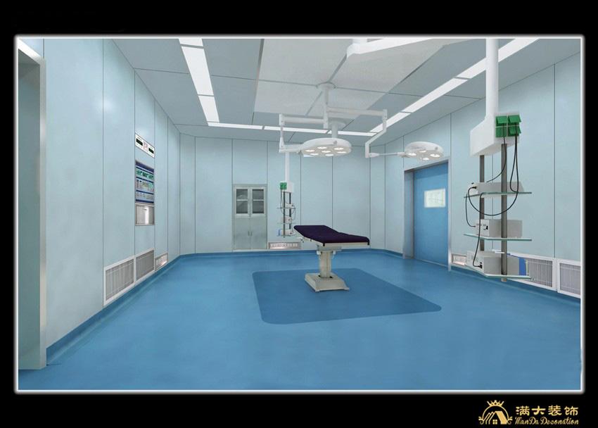 广州市现代医院手术室装修设计