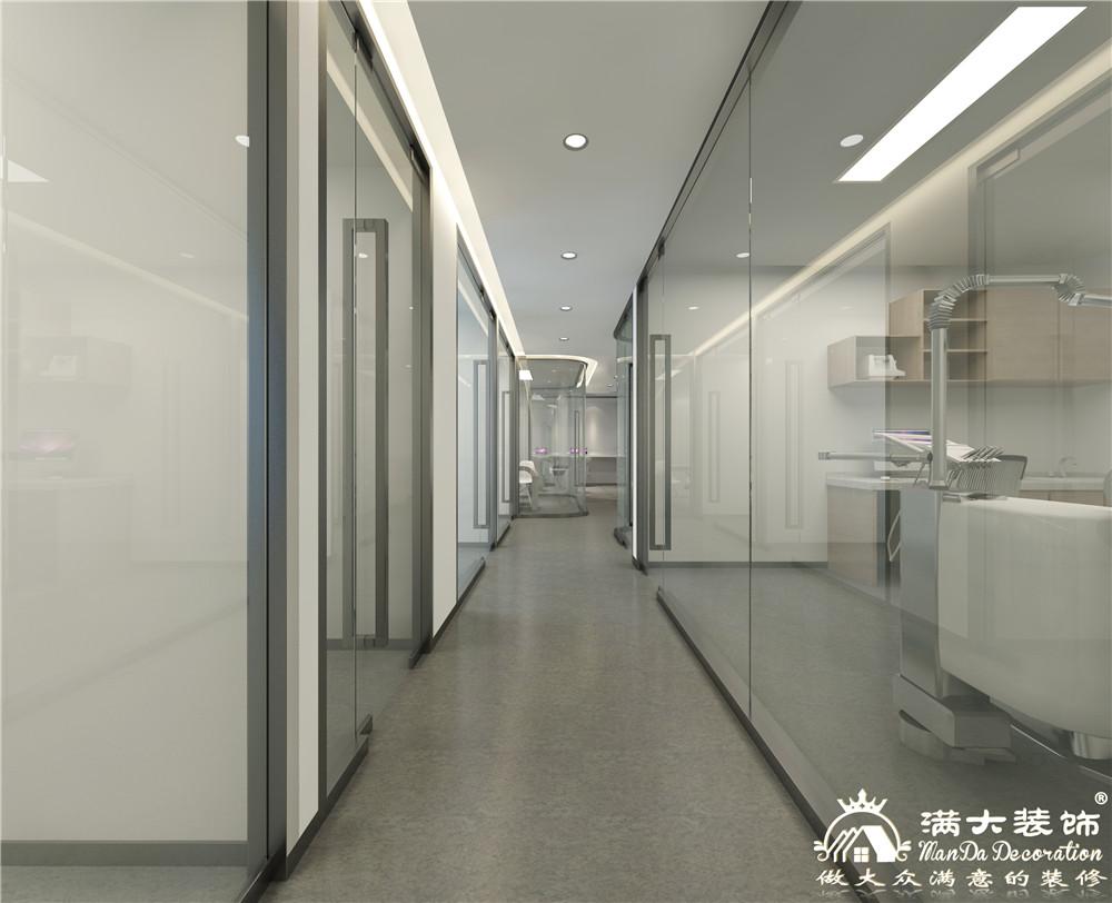 广州市玺丽整形美容门诊装修设计