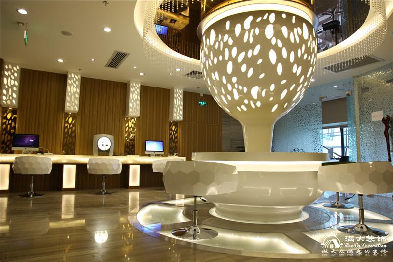 广州市尚美善造医疗美容院装修设计案例