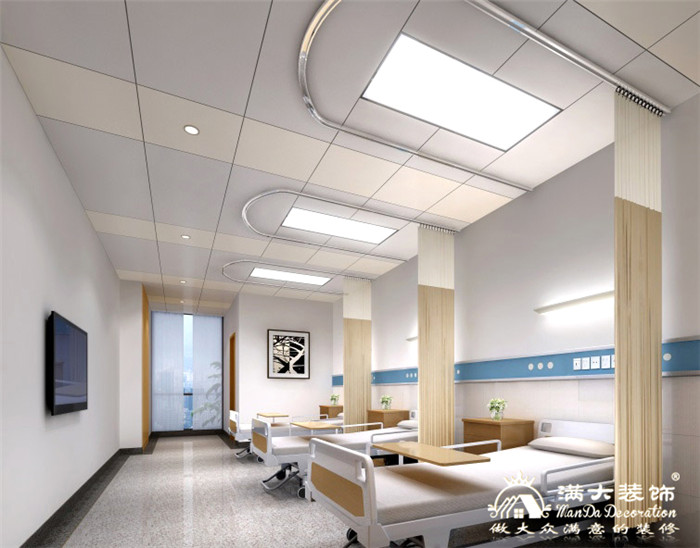 大连妇幼医院装修设计案例