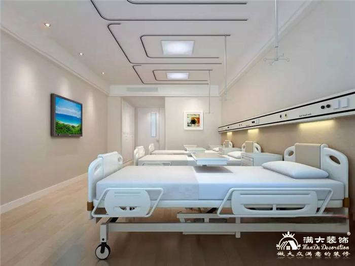 广州市梅奥医院装修设计案例