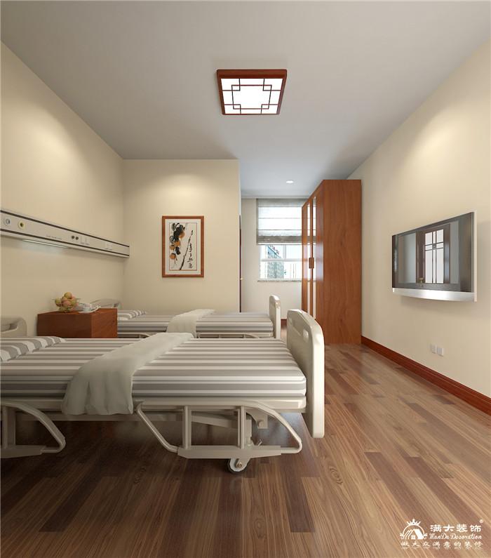 湖南省长沙市泰和医院装修设计案例