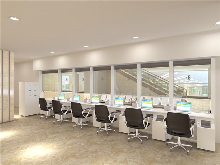 重庆市附一院检验科装修设计案例